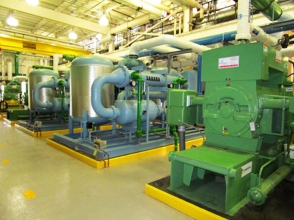 Compressor case study
